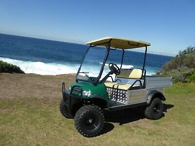 Rent-To-Buy $65 wk 2019 FORD TEXAN ELECTRIC GOLF CART UTILITY Abn holders only