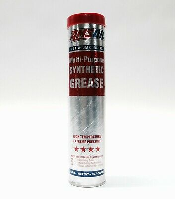 AMSOIL #2 LITHIUM Complex Multi Purpose Synthetic Grease 14oz  Tube
