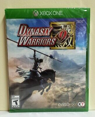 Brand New in Plastic Wrapping! Dynasty Warriors 9 for Xbox One. Free Shipping!