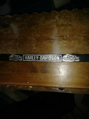 Harley Davidson Black Belt 40""
