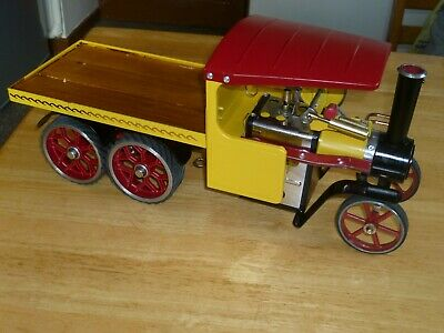 Mamod Steam Wagon 6 Wheeler Special