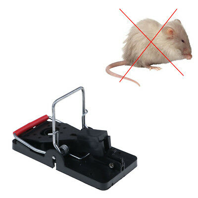 Reusable Mouse Mice Rat Trap Killer Trap-Easy Pest Catching Catcher Pest Reject@