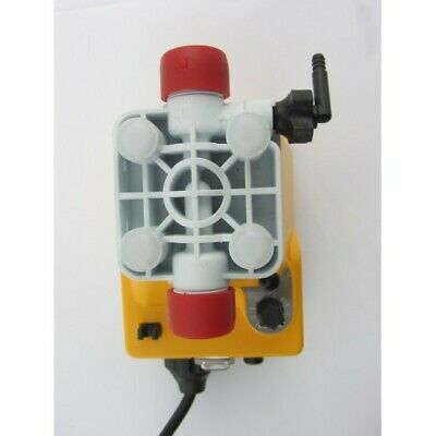Dosing Pump 5l/H Pp / Fpm Catering Sauna Swimming Pool Wastewater Electroplating