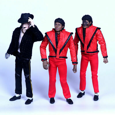 Michael Jackson King Of Pop Doll Action Figure Statue Limited Model Collection