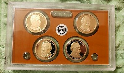 (1) 2012 S United States Mint Presidential $1 Coin Proof Set No Box No COA #106