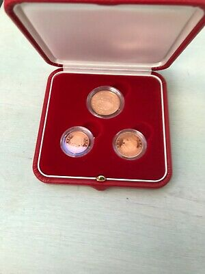 Coffret Rouge BE de centimes Monaco 2005