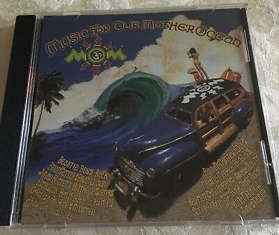 VARIOUS ARTISTS : MOM: Music for Our Mother Ocean CD - $3 57   PicClick