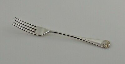 "Stieff Williamsburg Shell Sterling Silver Salad Fork(s) - 6 1/2"" - No Monograms"