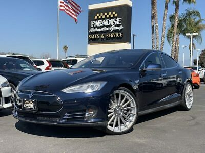 2013 Tesla Model S 40 2013 TESLA MODEL S - NO RESERVE - NEW WHEELS AND TIRES - EXCELLENT CONDITION
