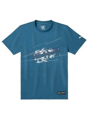 Genuine Mercedes-Benz Motorsport AMG Petronas Mens MEDIUM T-Shirt B67995451 NEW