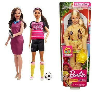 Barbie 60th Anniversary Career New 2019 Barbie Dolls - Fast Delivery