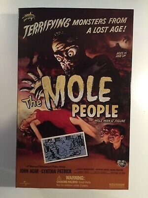 "Sideshow The Mole People Universal Monsters 12"" action figure NIB"