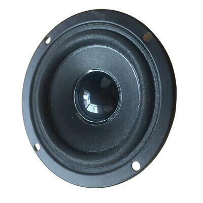 3inch Full-range Speaker 4Ω 8W 4ohm Round Loudspeaker DIY Audio Black