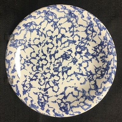 """Primula PRL5 7 7/8"""" Salad Plate-Hand Painted Italy"""
