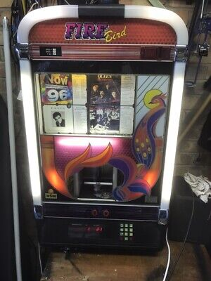 Nsm Fire Bird Cd Jukebox