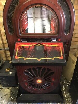 Sound Leisure Royale Cd Jukebox With The Bluetooth