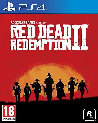 Juego Ps4 Red Dead Redemption 2 Ps4 4547502