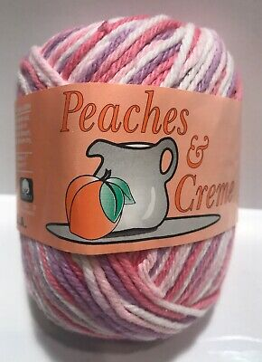 Peaches Creme Cotton Yarn Shades Of Rust 2 Warm Brown 2