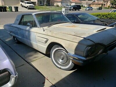 1965 Ford Thunderbird  1965 FORD THUNDERBIRD RUNNING AND DRIVING
