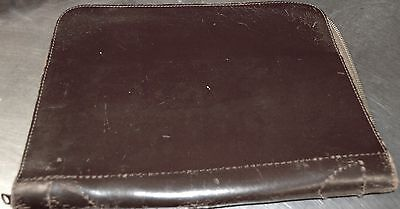WW2 US Army AAF Officer's Briefcase Brown Envelope TYPE II