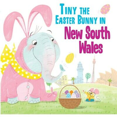 Tiny the Easter Bunny in New South Wales