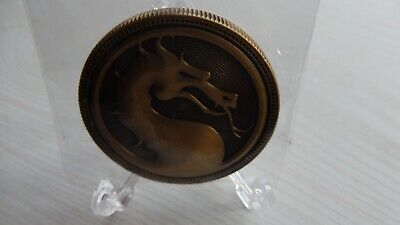 RARE Mortal Kombat 11 Reveal Coin Day London Event Promo PS4/XBOX ONE NEW.