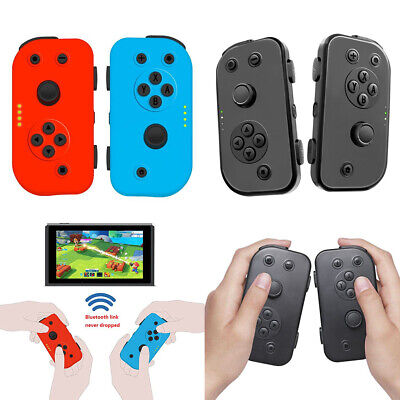 Left +Right Joy-Con Game Controllers Gamepad Joypad for Nintendo Switch Console