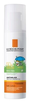 La Roche-Posay Anthelios Lotion Baby Skin Sun Protection Sunscreen SPF 50+ 50 ml