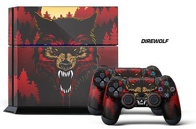 Faceplates, Decals & Stickers Video Game Accessories Devoted Ps4 Slim Sticker Console Decal Playstation 4 Controller Vinyl Skin Brunette