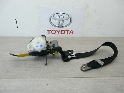 Toyota Mr2 Mk3 Passenger Side Left N/s Front Seat Belt Warranty 2000-2007