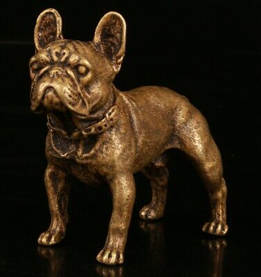 Chinese Bronze Handmade Carving Bronze Statue Collection Decoration