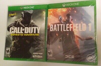 Call of Duty Infinite Warfare Xbox One  Zombies /Battle Brand New Factory Sealed