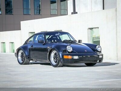 1982 911 Outlaw Fantastic Euro Outlaw - Metal Wide-body - Fresh Engine Rebuild. LOW RESERVE!