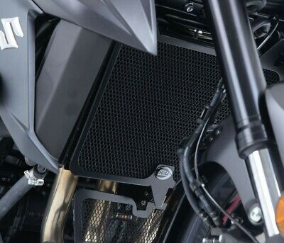 Suzuki GSX-S 750 (2017) R&G Racing black radiator guard cover protector