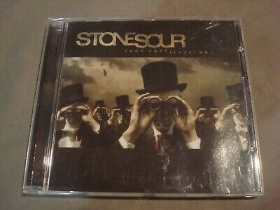 Stone Sour-Come What(ever) May [Clean] [Edited]   (CD, Aug-2006, Roadrunner)