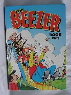 The Beezer Book: Annual 1987, D C Thomson, Very Good Book