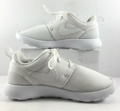 ccf86948b848 Nike Roshe One White Wolf Grey Little Kid Shoes   749422-102 Kids Size