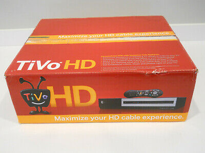 Tivo Series 3 Hd Hdtv Dvr Tcd652160 160Gb