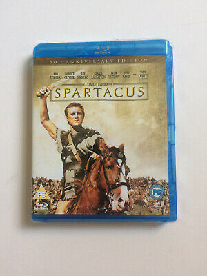 Spartacus Blu Ray 30th Anniversary Edition