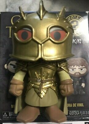 Funko Mystery Minis Game of Thrones Series 4 HOT TOPIC The Mountain Mini 1/24