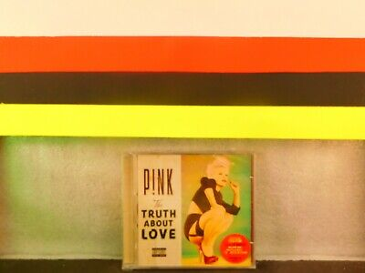 Pink - Truth About Love CD New Sealed