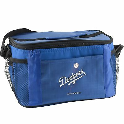 Los Angeles Dodgers LA Insulated 6 Can Pack - Fans Will Help Decide One 2014 Dodgers Bobblehead