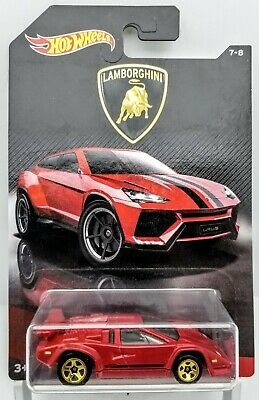 2017 Hot Wheels Lamborghini Series Urus 7 8 Error