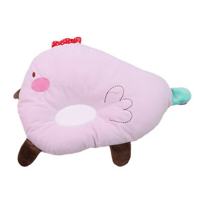 Baby Newborn Infant Cotton Cartoon Styling Pillow Anti-head Pillow B