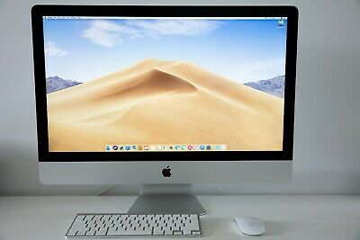 Apple iMac (27-inch, Late 2013) - Top Spec - 3.5 GHz, 16GB, 3TB Fusion Drive