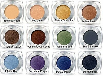 New Loreal Infallible 24hr Eye Shadow You Choose Shade
