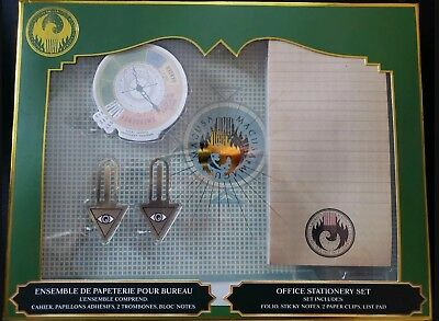 Harry Potter, Fantasic Beasts MACUSA Stationery Set, Loot Crate.