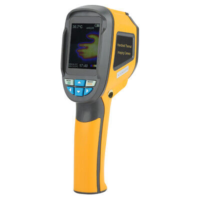 "HT-02 2.4"" Color Display Thermal Imaging Camera IR Infrared Thermometer Imager"