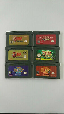 Legend of Zelda: Link's Awakening DX  Oracle of Seasons Ages Gameboy Advance