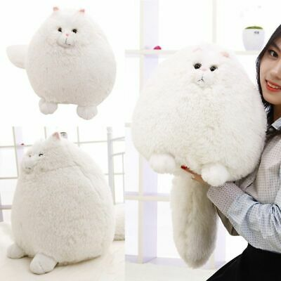 30cm Persian Cat Soft Piush Toy Stuffed Animal Doll Baby Kids Gift Available
